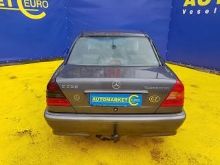 Mercedes-Benz Třídy C 2.5 TD 110KW Elo Uhrazeno č.5
