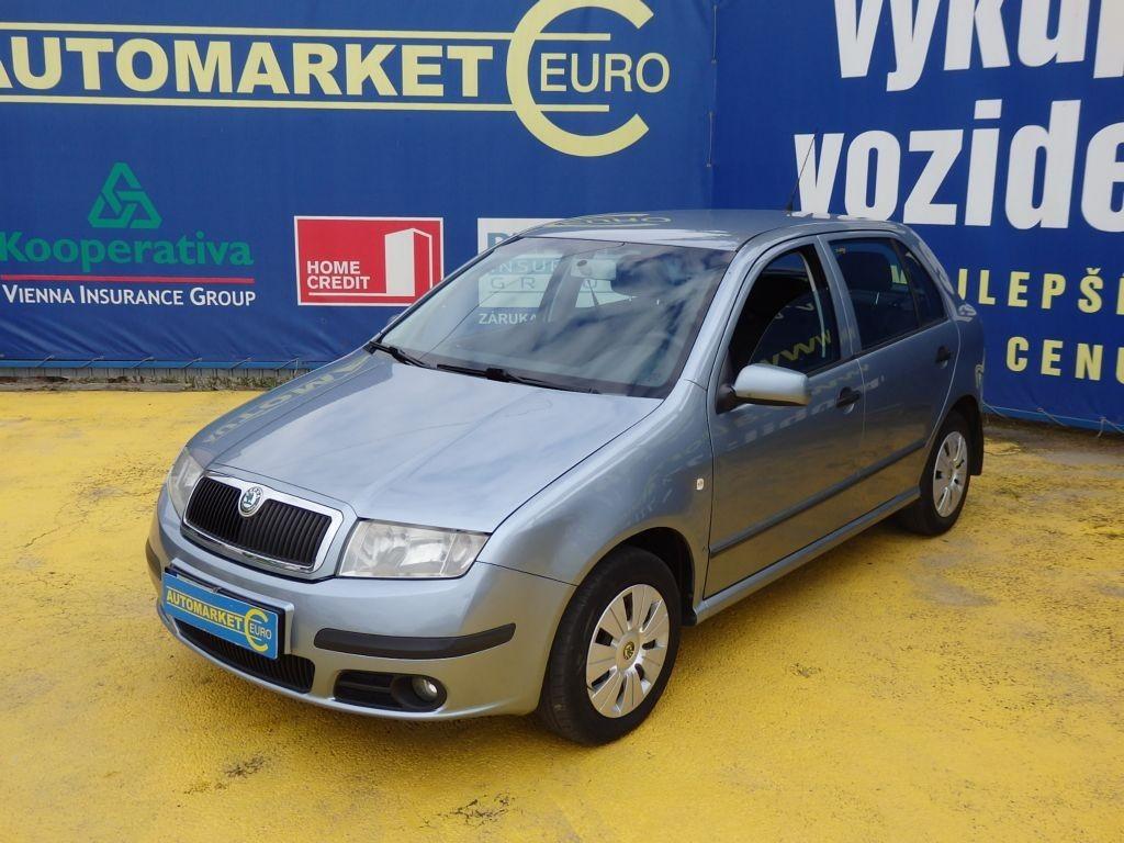 Škoda Fabia 1.2 Mpi