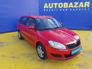 Škoda Fabia 1.2 51Kw 31000km č.3