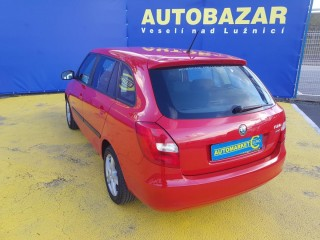 Škoda Fabia 1.2 51Kw 31000km č.6