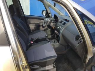 Fiat Sedici 1.9 JTD 4X4 č.8
