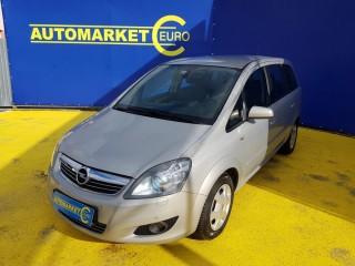 Opel Zafira 1.8 16V LPG, AUTOMAT, NOVÁ NÁDRŽ č.1
