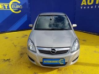 Opel Zafira 1.8 16V LPG, AUTOMAT, NOVÁ NÁDRŽ č.2
