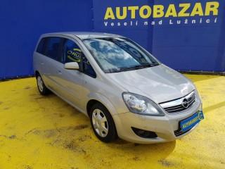 Opel Zafira 1.8 16V LPG, AUTOMAT, NOVÁ NÁDRŽ č.3