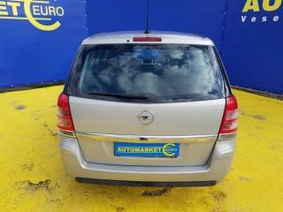 Opel Zafira 1.8 16V LPG, AUTOMAT, NOVÁ NÁDRŽ č.5