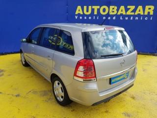Opel Zafira 1.8 16V LPG, AUTOMAT, NOVÁ NÁDRŽ č.6