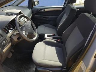 Opel Zafira 1.8 16V LPG, AUTOMAT, NOVÁ NÁDRŽ č.7