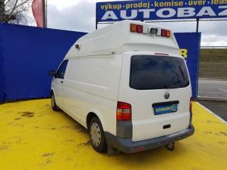 Volkswagen Transporter 2.5 TDi Sanita/Obytný vůz č.4
