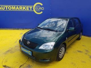 Toyota Corolla 1.4 VVT-i Nové v ČR č.1