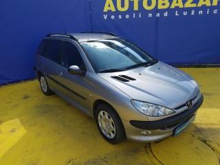 Peugeot 206 1.1 SW 1 maj,ČR č.3