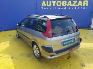 Peugeot 206 1.1 SW 1 maj,ČR č.4
