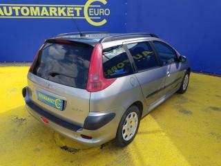 Peugeot 206 1.1 SW 1 maj,ČR č.6