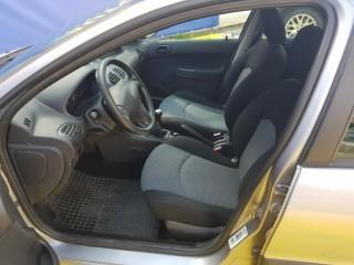 Peugeot 206 1.1 SW 1 maj,ČR č.7
