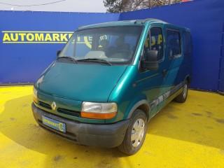 Renault Master 2.2 DCi 9 Míst č.1