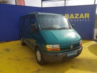 Renault Master 2.2 DCi 9 Míst č.3