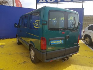 Renault Master 2.2 DCi 9 Míst č.4