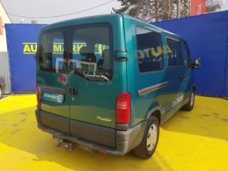 Renault Master 2.2 DCi 9 Míst č.6