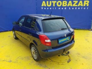 Škoda Fabia 1.6 16V 77KW LPG č.6