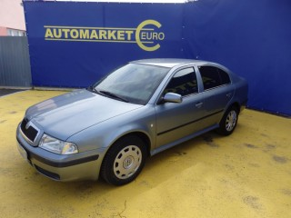 Škoda Octavia 1.6 MPi č.1