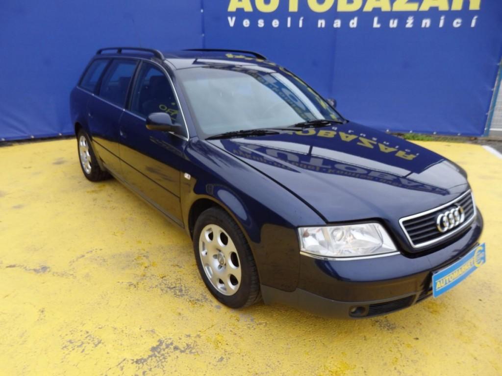 Audi A6 2.4i V6 Serviska