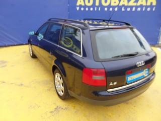 Audi A6 2.4i V6 Serviska č.4