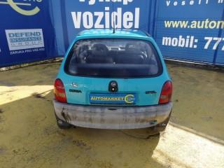 Opel Corsa 1.2i č.4