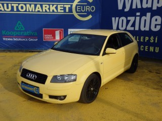 Audi A3 2.0 TDi 103KW č.1