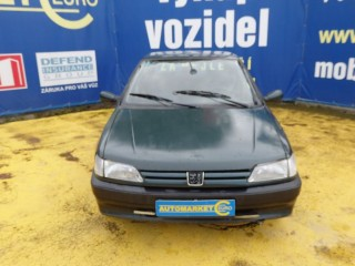 Peugeot 306 1.9 d eko zaplaceno č.2