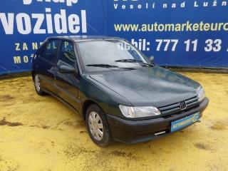 Peugeot 306 1.9 d eko zaplaceno č.3