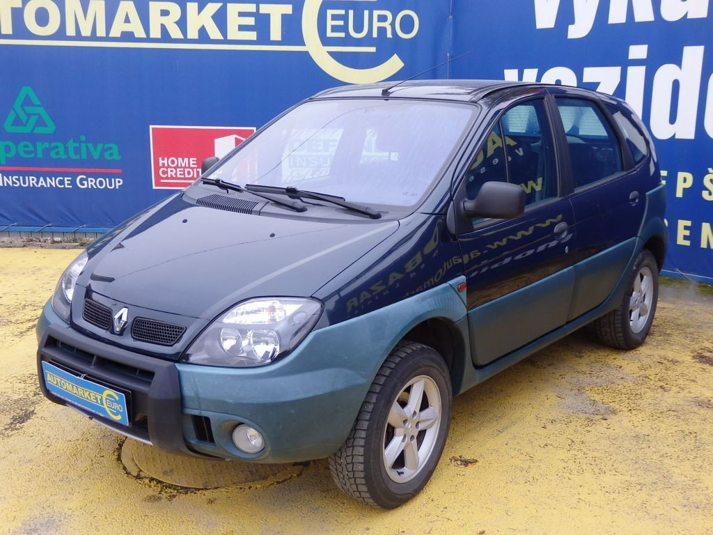 Renault Scénic 1.9 DCi RX4