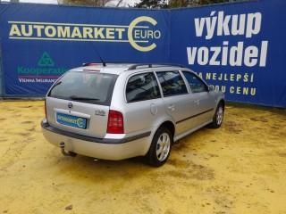 Škoda Octavia 1.9Tdi č.6