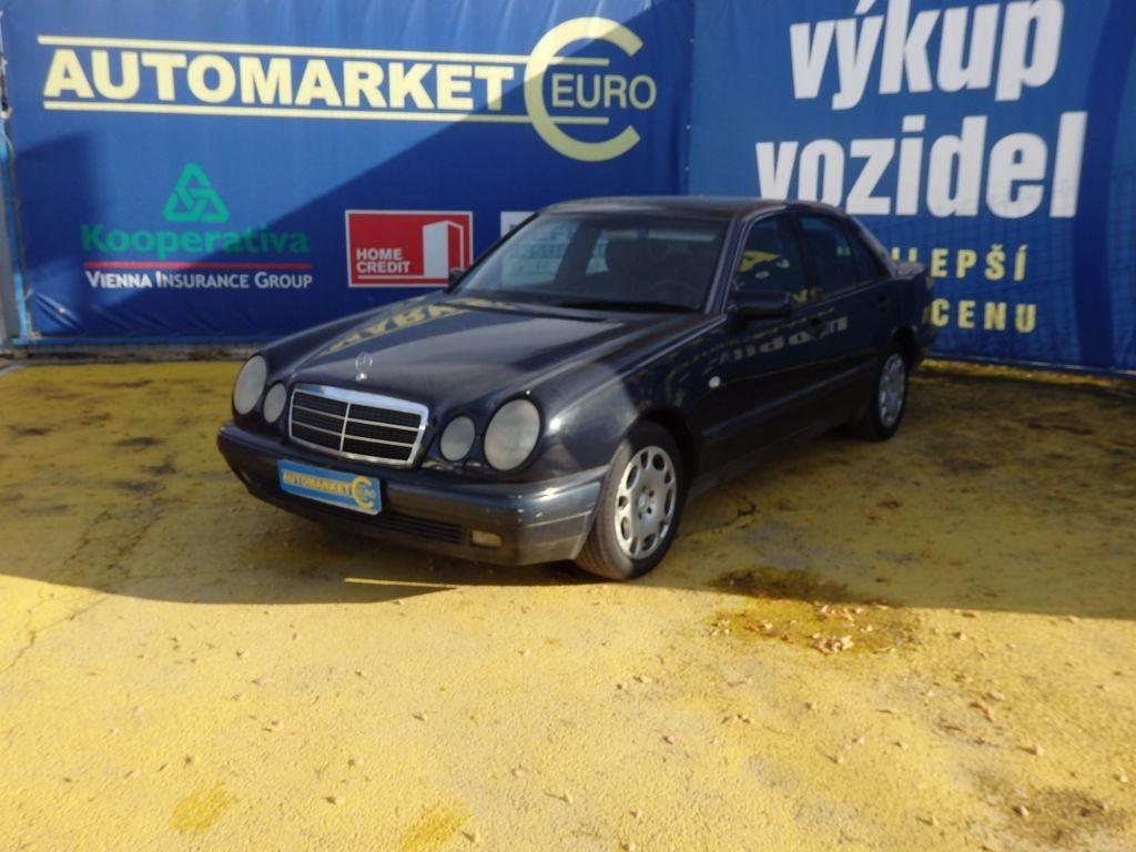 Mercedes-Benz Třídy E E220 CDi