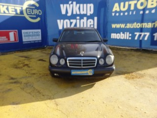 Mercedes-Benz Třídy E E220 CDi č.3