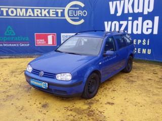Volkswagen Golf 1.4 16V Klima, ESP č.1