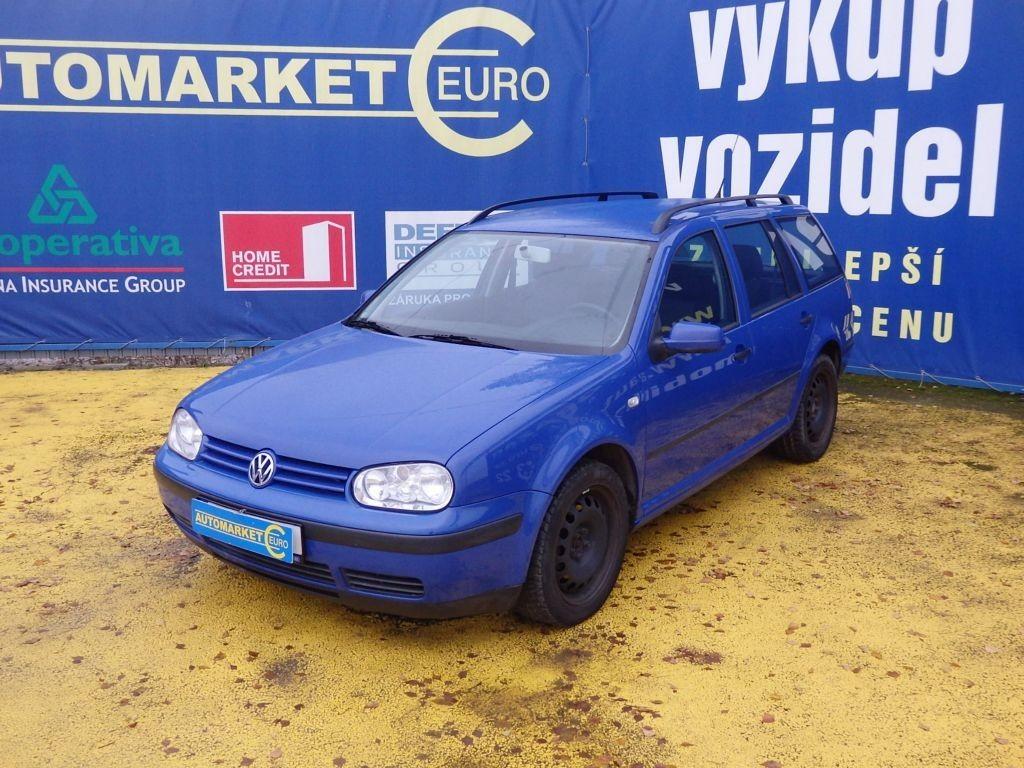 Volkswagen Golf 1.4 16V Klima, ESP