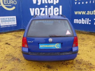 Volkswagen Golf 1.4 16V Klima, ESP č.5