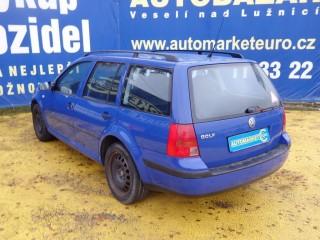 Volkswagen Golf 1.4 16V Klima, ESP č.6