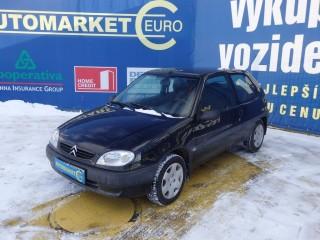 Citroën Saxo 1.1i Euro 3 č.1