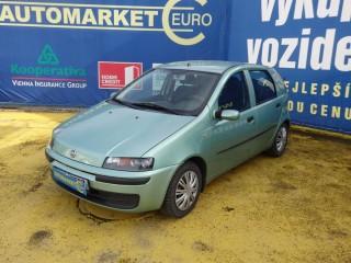 Fiat Punto 1.9JTD č.1