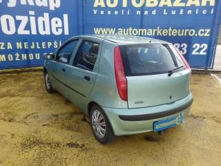 Fiat Punto 1.9JTD č.4