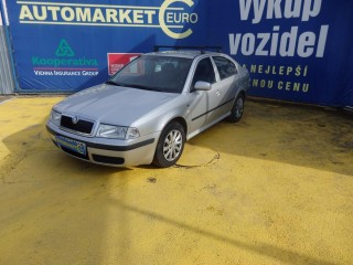 Škoda Octavia 1.6i 75KW č.1
