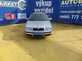 Škoda Octavia 1.6i 75KW č.2