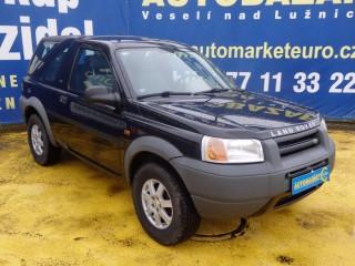 Land Rover Freelander 1.8i 88KW 4X4 100%KM č.3