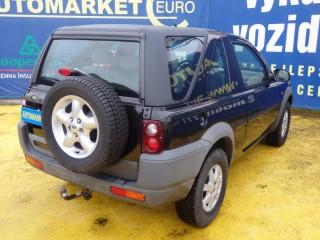 Land Rover Freelander 1.8i 88KW 4X4 100%KM č.4