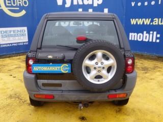 Land Rover Freelander 1.8i 88KW 4X4 100%KM č.5