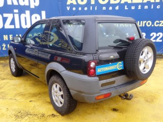 Land Rover Freelander 1.8i 88KW 4X4 100%KM č.6