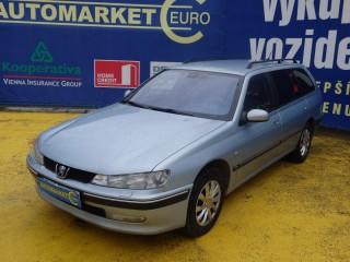 Peugeot 406 2.0HDi č.1