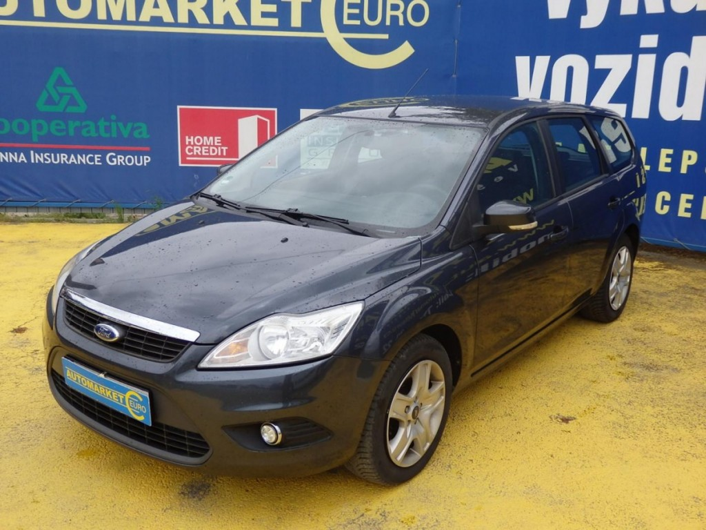 Ford Focus 2.0tDCI 100kW