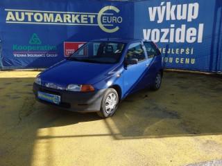 Fiat Punto 1.7 TD Eko Uhrazeno č.1