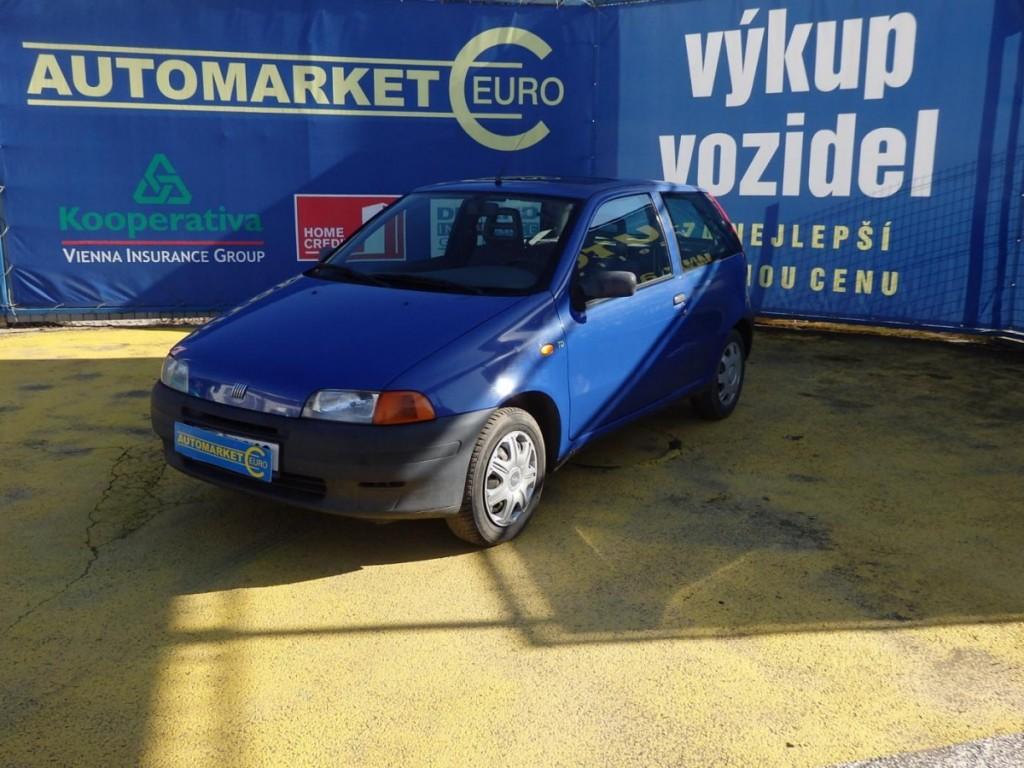 Fiat Punto 1.7 TD Eko Uhrazeno